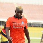Amed Toure: I won't celebrate if I score against Asante Kotoko