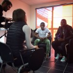 Video: Ghanaian duo Abdul Majeed Waris and Alhassan Wakaso meet Lorient coach for the first time