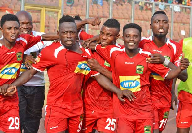 Match Report: AshantiGold 0-1 Asante Kotoko - Yakubu Mohammed strikes to silence former side and send Porcupines joint top