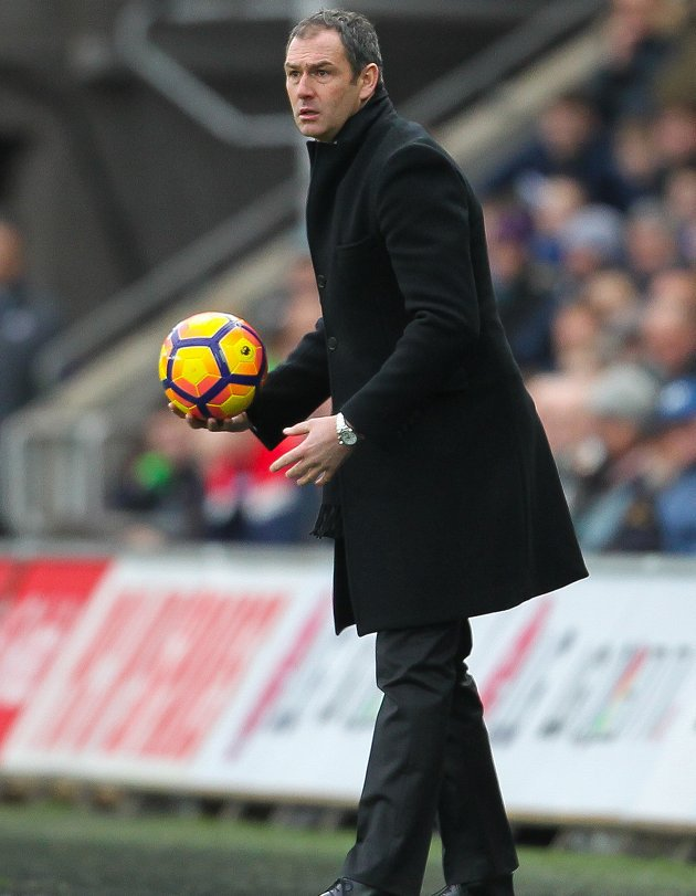 Swansea boss clement preparing for 9 team relegation for Epl league table 98 99