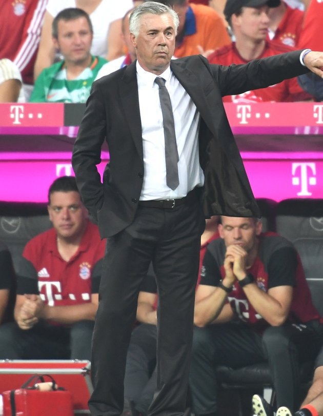 Bayern Munich coach Ancelotti: Xabi can be great manager