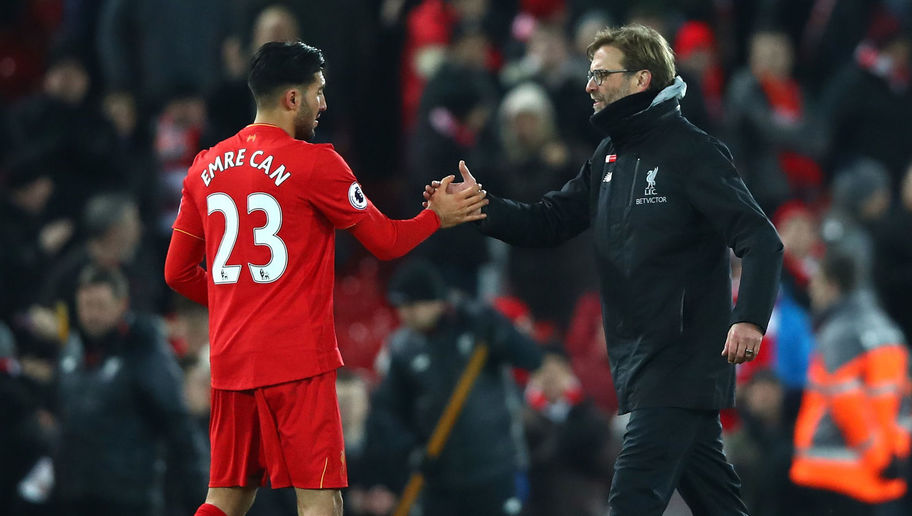 Liverpool Legend Believes There's a Strong Chance Emre Can Won't Be at Club Next Season