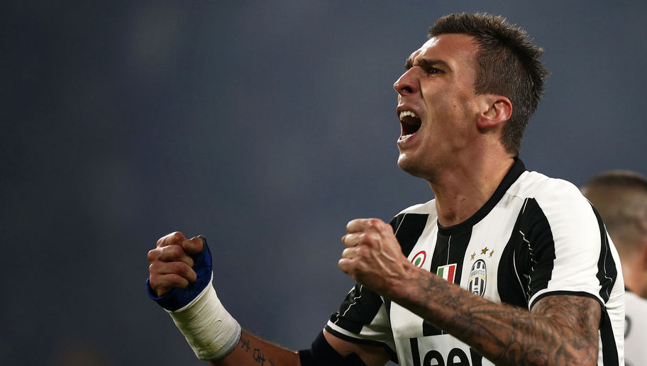 West Ham Are Keen on Signing Juve's Mario Mandzukic But Need Will Need to Rival Besiktas