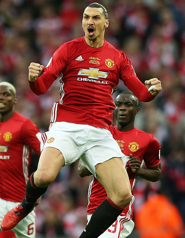 Man Utd striker Ibrahimovic: We want to win the Europa League