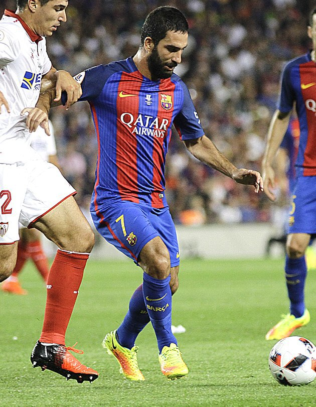 Arsenal identify Barcelona attacker Turan as Ozil replacement