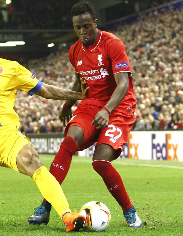 Divock Origi determined to make it at Liverpool