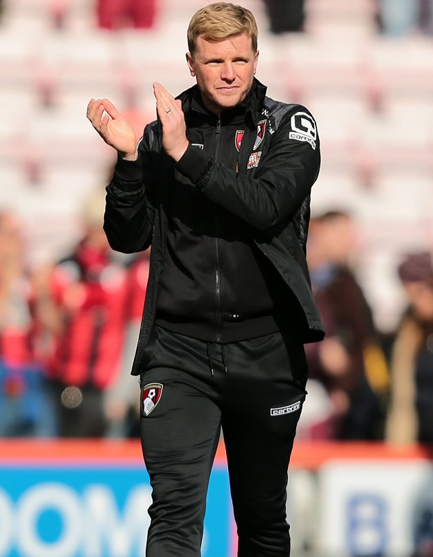 Bournemouth midfielder Surman welcomes Howe support