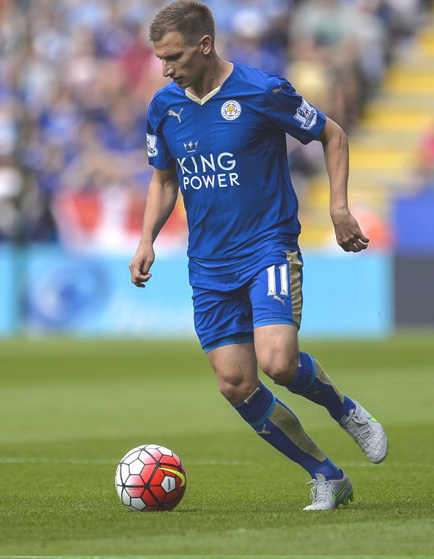 Marc Albrighton says Leicester title-winning spirit has returned