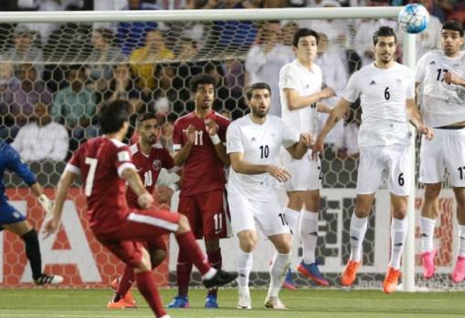 Russia 2018 Asian Qualifiers: Qatar 0-1 Iran