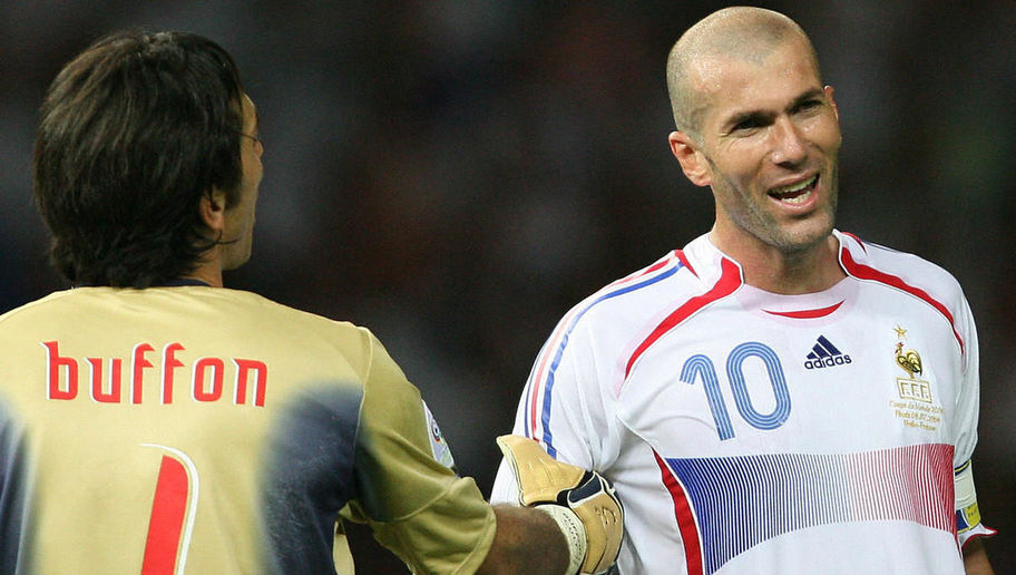 Italy Legend Gianluigi Buffon Hints at Zidane-Style Headbutt for His Own International Curtain Call