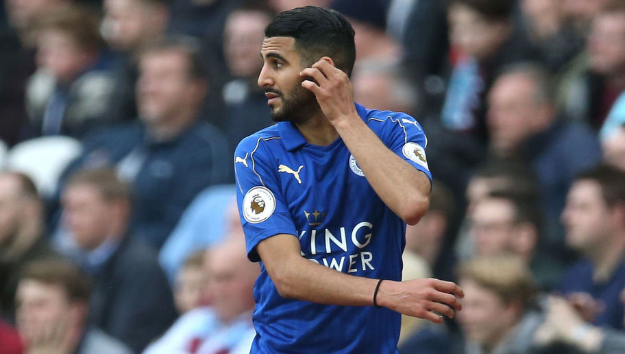 Barcelona Ready to Make a Move for Riyad Mahrez as Foxes Slap Hefty Price Tag on Star Man