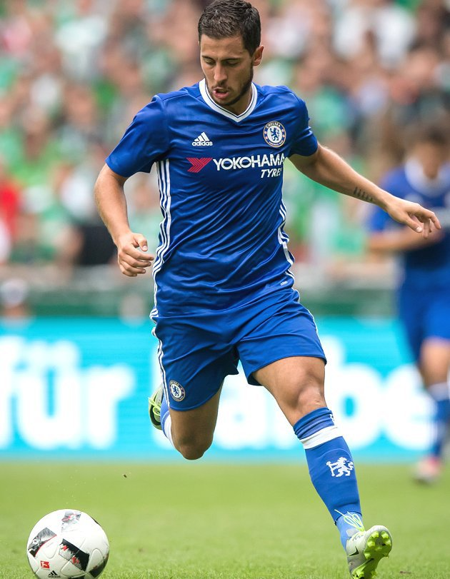 Chelsea ace Eden Hazard makes Real Madrid decision