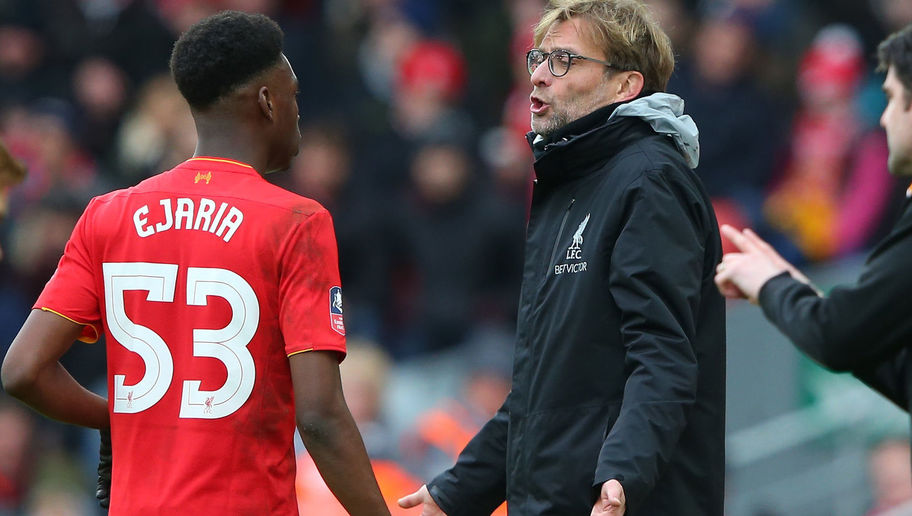Jurgen Klopp Urges Liverpool Youngsters to Make Most of Tenerife Training and to Follow Ovie Ejaria