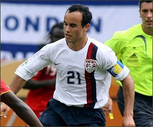 Ex-Everton striker Landon Donovan announces retirement