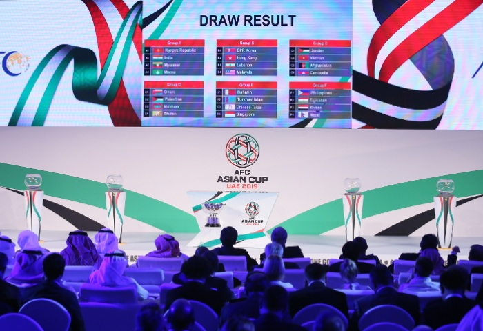 Asian Cup UAE 2019 qualifiers set to resume