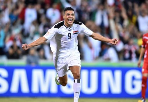 57196e56a Road to Russia Player Q A  Ahmed Yasin (Iraq) - Ghanasoccernet News