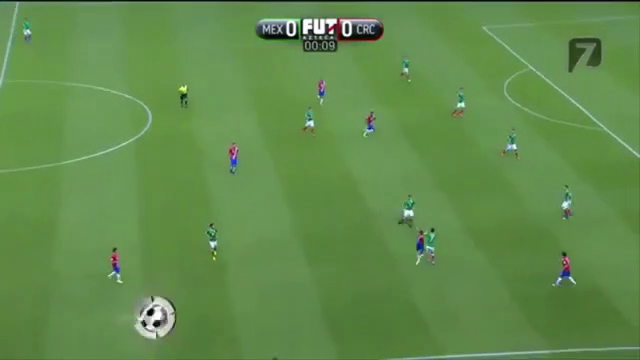 VIDEO Mexico 2 – 0 Costa Rica (World Cup Qualifiers) Highlights