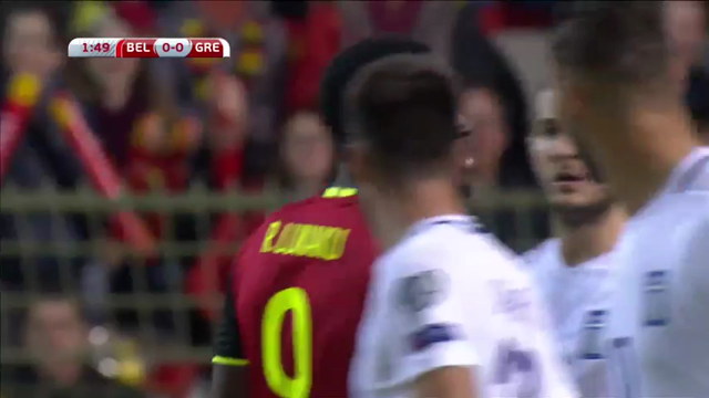 VIDEO Belgium 1 – 1 Greece (World Cup Qualifiers) Highlights