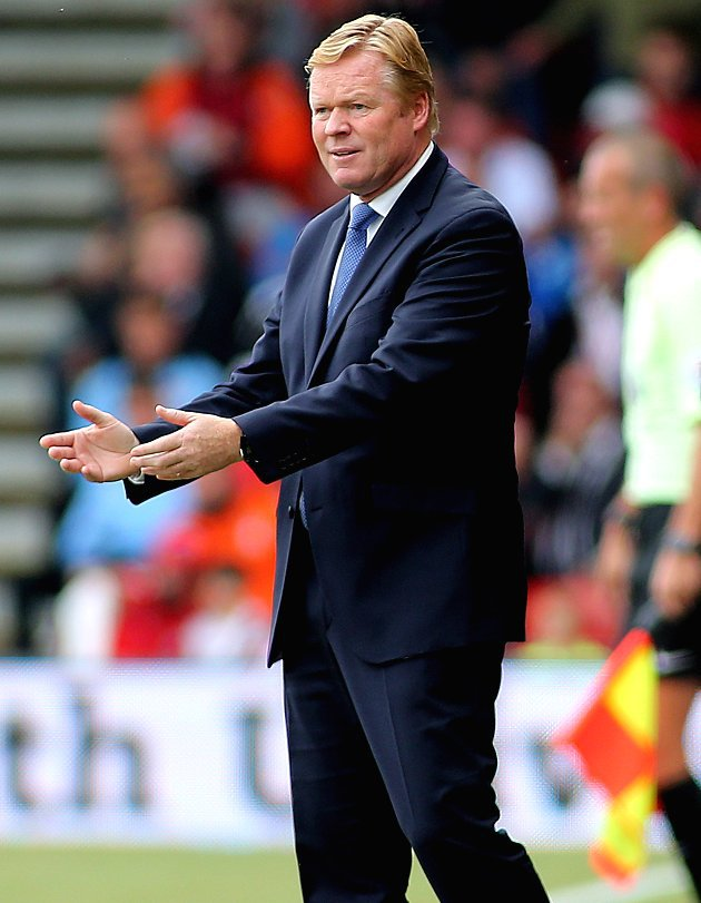 Liverpool star Coutinho: I'm not bothered about Koeman
