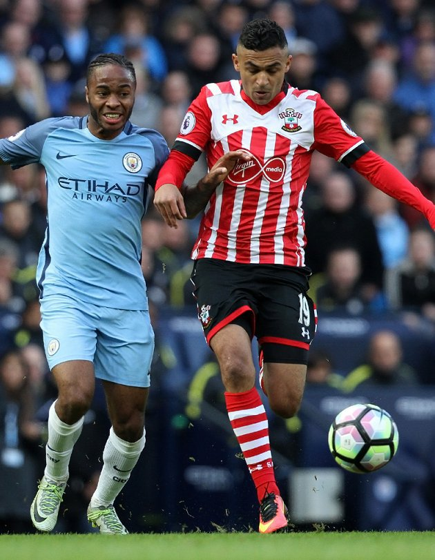 Southampton midfielder Boufal: Why Chelsea star Kante just the best!