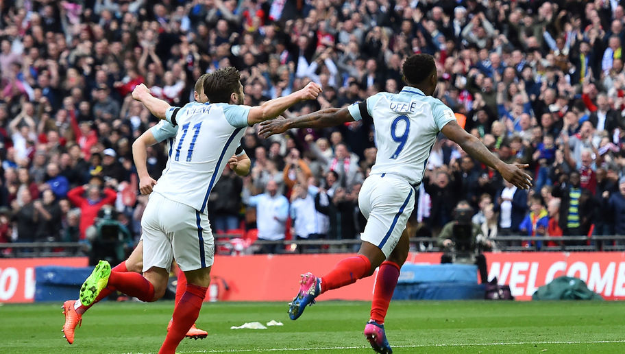 England 2-0 Lithuania: Defoe & Super Sub Vardy Help Three Lions Cruise to Another Qualifying Win