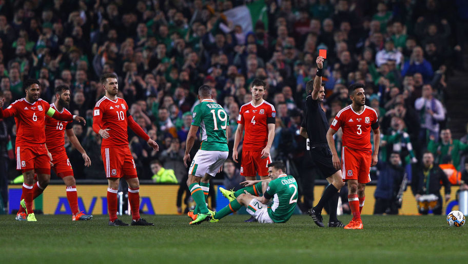 Shane Long Used Tips Taken From Wife's Pregnancy to Comfort Seamus Coleman After Horror Tackle