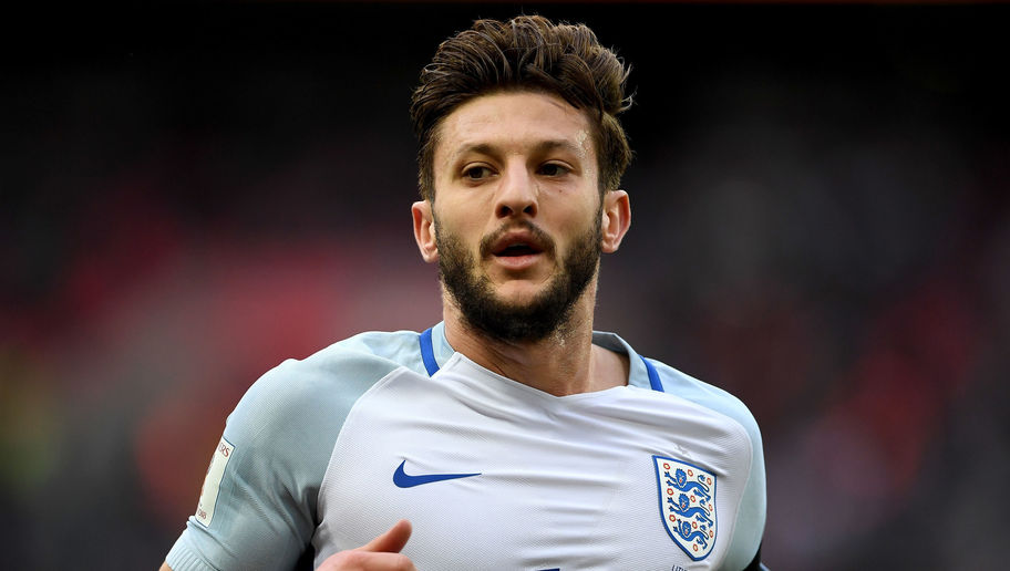 Man Utd Legend Praises Adam Lallana & States 'He's Establishing Himself as the Main Man for England'