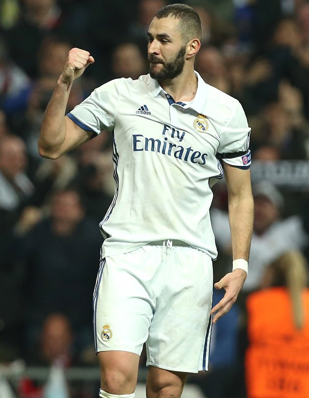 Arsenal striker Giroud: I'm not scared of Benzema!
