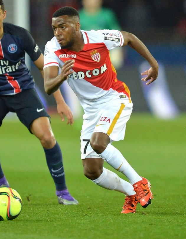Barcelona tracking Monaco winger Thomas Lemar