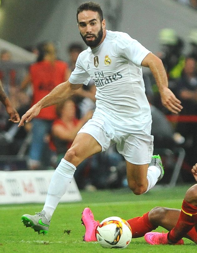 Dani Carvajal demands Real Madrid contract upgrade