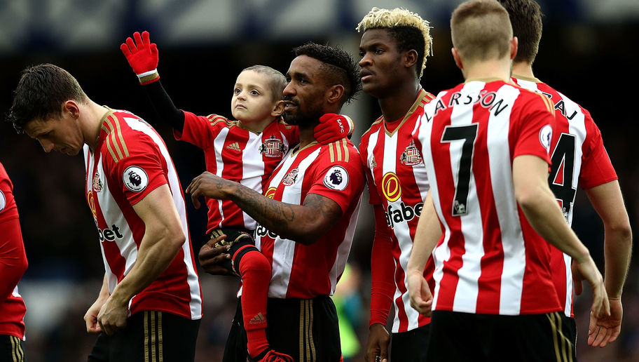 Jermain Defoe Melts Hearts as He Continues his Remarkable Friendship With Bradley Lowery