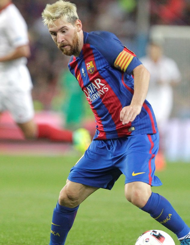 ​Barcelona critical of Messi's four game international ban