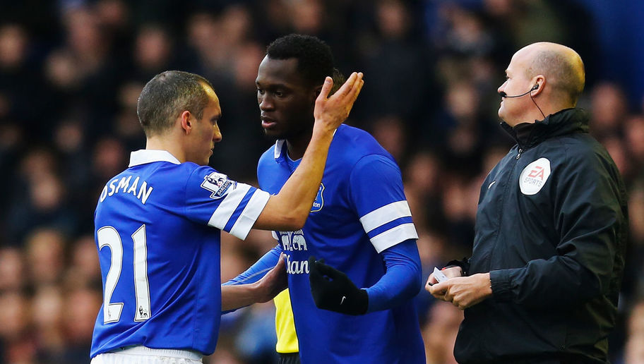 Leon Osman Claims Romelu Lukaku Should Remain at Everton Rather Than Look for a New Club