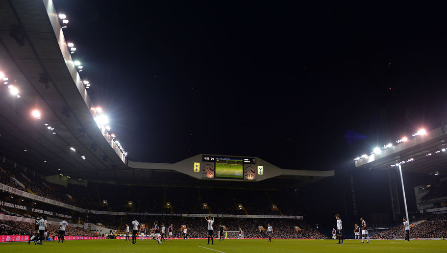 Tottenham Chairman Daniel Levy Suggests Club May Not Leave White Hart Lane Next Season