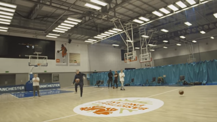 VIDEO: Man City Ace Kevin De Bruyne Displays His Unerring Accuracy With Insane Basketball Shot
