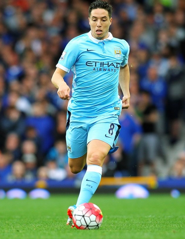 Galatasaray rival Sevilla for Man City midfielder Samir Nasri