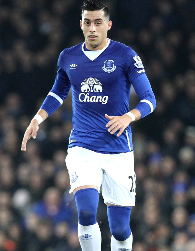 ​Funes Mori to miss rest of Everton campaign
