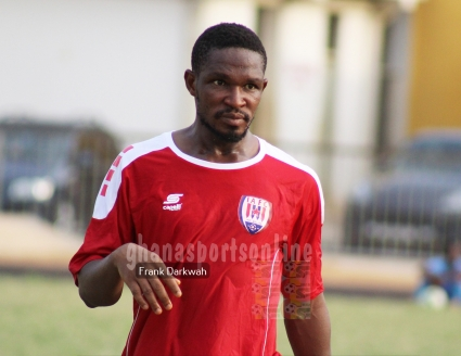 Issahaku Zakari named Inter Allies Player of the Week