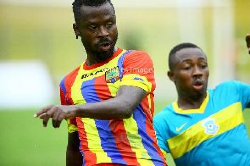 \'Stand up and be counted\'-Hearts midfielder Malik Akowuah tells teammates