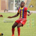 Hearts captain Thomas Abbey admits to being beaten by determined Tema Youth side