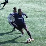 On-loan duo Abass Mohammed and Ropapa Mensah debut for Harrisburg City Islanders in friendly
