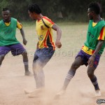 Hearts of Oak coach Nuttal looking to build on Asante Kotoko victory when they face Berekum Chelsea