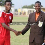 Defender Wahab Ackwei wants to be consistent on scorers chart for Inter Allies