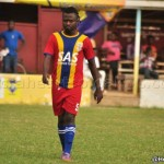 Hearts midfielder Malik Akowuah urges teammates to build on Kotoko win