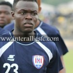 Inter Allies newboy Kwame Antwi Amoako revels in debut goal