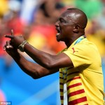 Kwesi Appiah's first five games in charge of Ghana