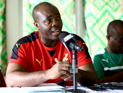 Sports Minister Hon. Isaac Asiamah sends well wishes to Black Satellites ahead Africa U-20 Championship