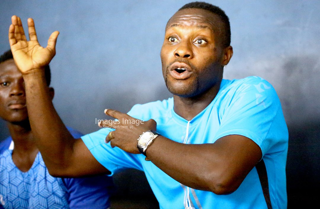 Olympics coach Godwin Attram looks up to God for relegation miracle