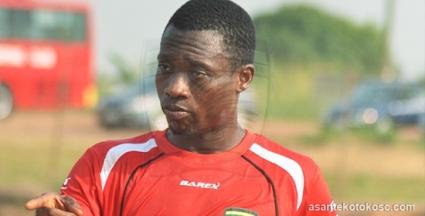 Asante Kotoko defender Awudu Nafiu part ways with the club