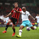 West Ham United boss Slaven Bilic hails improving Andre Ayew